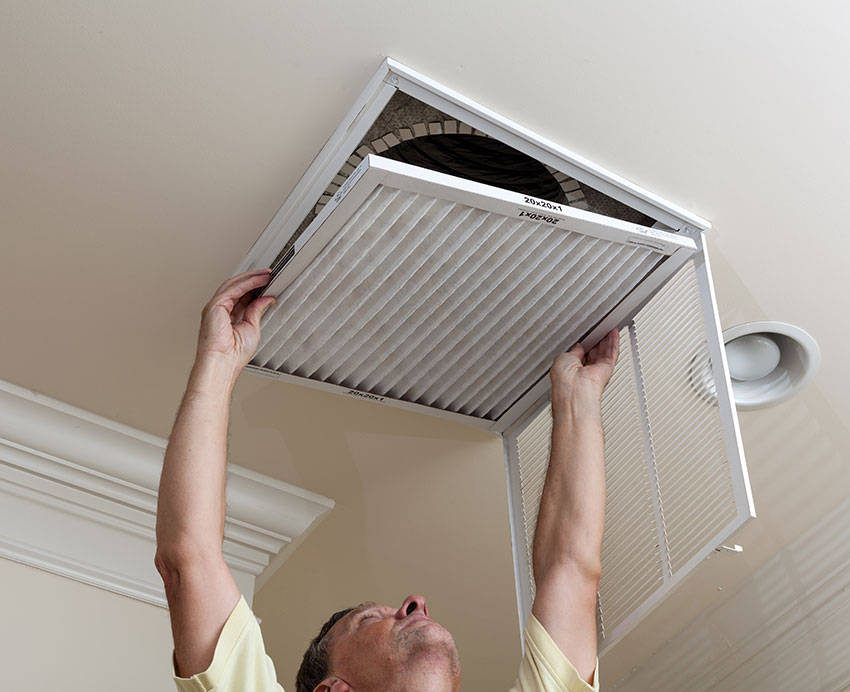 Replacing Your Home Air Filters In Tucson AZ